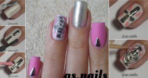 9 Εύκολα nail art που μπορείς να κάνεις με οδοντογλυφίδα!