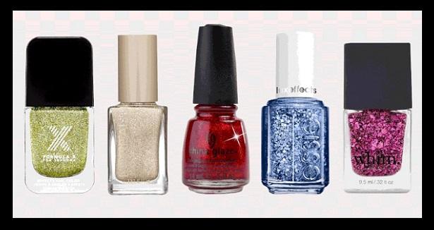 Τα 15 καλύτερα glitter βερνίκια νυχιών της αγοράς!