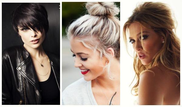 30 Τέλεια χτενίσματα για κοντά & μακριά μαλλιά!