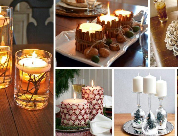 14 DIY κεριά για να διακοσμήσεις το σπίτι σου!