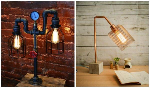 16 Μοναδικές ιδέες για industrial διακόσμηση!