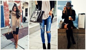 Γυναικεία παπούτσια, μπότες και τσάντες!