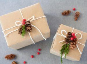 15 Υπέροχες ιδέες για να τυλίξεις τα δώρα των Χριστουγέννων!