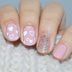 baby pink manikiour