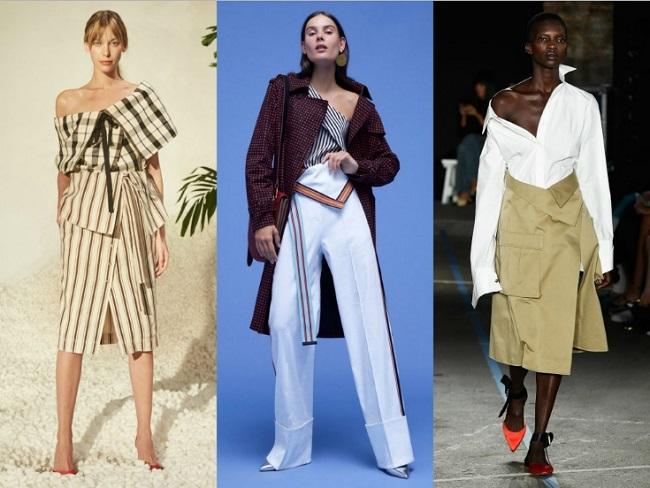 Ποια γυναικεία ρούχα θα φορεθούν την Άνοιξη - Καλοκαίρι 2017!