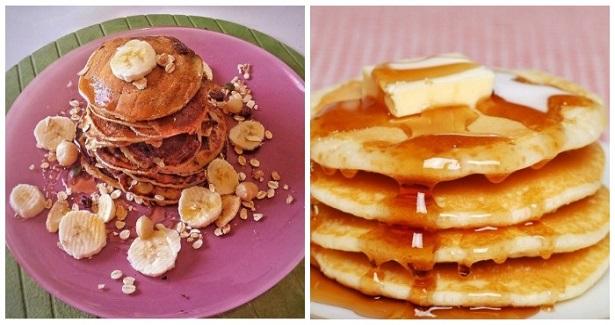 Εύκολη συνταγή για πεντανόστιμα pancakes μέσα σε 20 λεπτά!