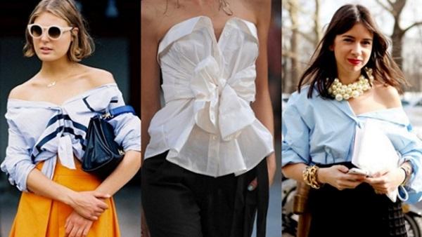 3 Ανατρεπτικοί τρόποι για να φορέσεις το πουκάμισο σου!