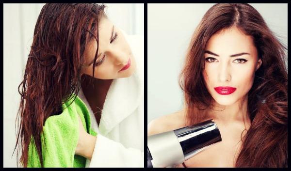 5 Tips για να στεγνώσεις τα μαλλιά σου πιο γρήγορα!