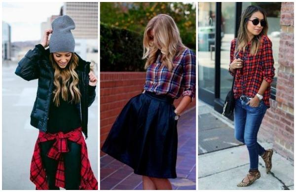 20 Γυναικεία καρό πουκάμισα και πως να τα φορέσεις!
