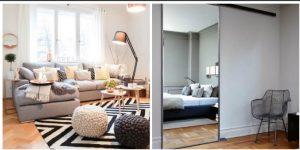 6 Τρόποι για να κάνεις ένα δωμάτιο να δείχνει μεγαλύτερο!