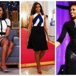 rouxa Michelle Obama