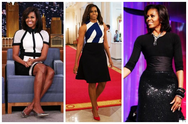 Τα 23 καλύτερα looks της Michelle Obama