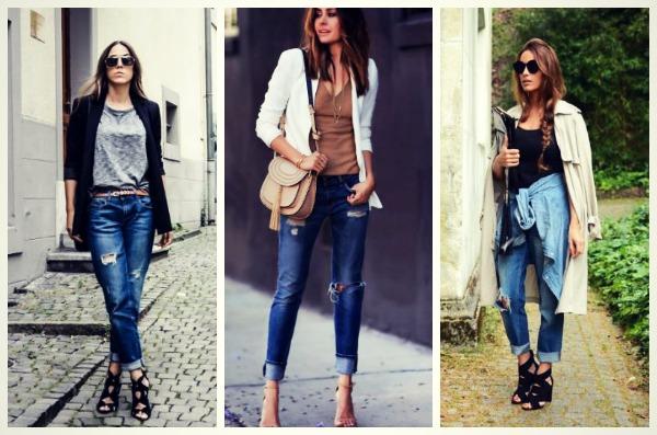 3 Fashion tips για τα boyfriend jeans!