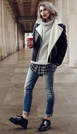 Μία από τις αγαπημένες επιλογές που μπορούν να μας χαρίσουν απλόχερα στυλ  τις κρύες μέρες του χειμώνα είναι τα πουκάμισα συνδυασμένα με πουλόβερ. 1f2b30b9891