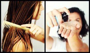 Ξηρά μαλλιά: 3 Εύκολοι τρόποι για να χρησιμοποιήσεις το λάδι καρύδας!