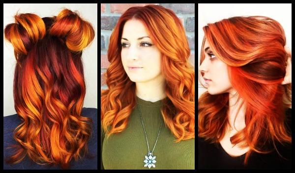Οδηγός ομορφιάς για τα χάλκινα μαλλιά!  61e1ee9659c