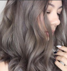 ash brown hair trends 2017