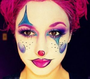 clown makeup ediva.gr