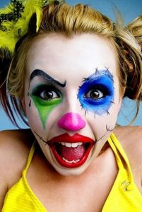 clown makeup tutorials