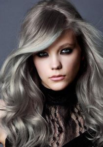 grayish blonde hair moda gia to 2017