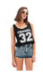 mavro tank top chanel