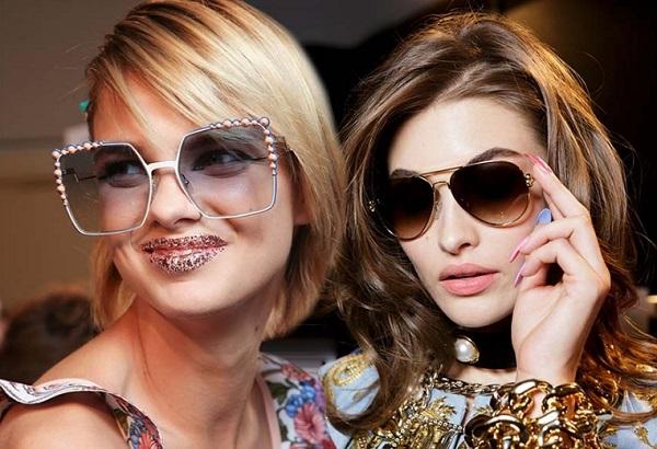 Ποια γυαλιά ηλίου θα φορεθούν την Άνοιξη-Καλοκαίρι 2017!  e486d607188
