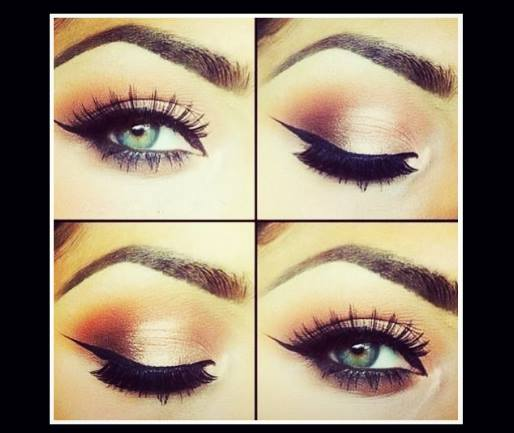 3 Tips eyeliner για αμυγδαλωτά μάτια για ένα τέλειο αποτέλεσμα!