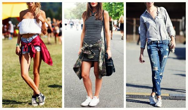 10 Τρόποι για να φορέσεις τα all star