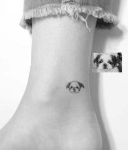 astragalos tatouaz skilaki aspromavro mono prosopo