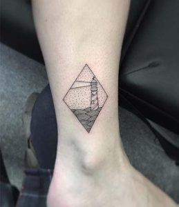 diamanti me sxedio faro aspromavro tattoo