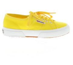 πάνινα παπούτσια Κίτρινα