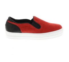 πάνινα παπούτσια Κόκκινο