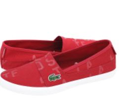 lacoste Κόκκινα παπούτσια
