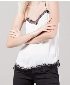 lingerie top stradivarius