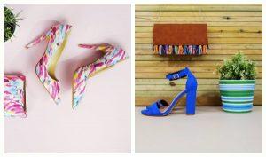 Γυναικεία παπούτσια Migato Άνοιξη-Καλοκαίρι 2017!