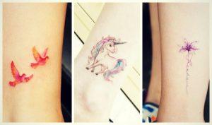 50+1 Σχέδια για τατουάζ στον αστράγαλο!