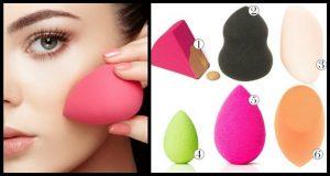 Σφουγγαράκια makeup: Πως χρησιμοποιείται το καθένα!