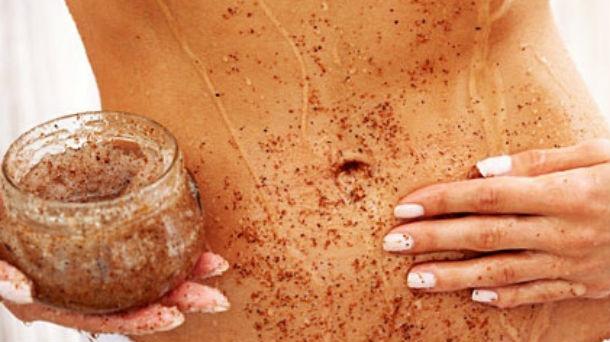 Πως να φτιάξεις σπιτικά scrub σώματος σε κύβους!