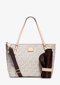 MK travel bag
