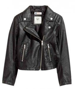 biker jacket h&m 10+