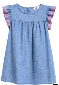 ... σε φορέματα για κορίτσια ηλικίας 2-10 χρονών. Όλα τα φορέματα  χαρακτηρίζονται από κοριτσίστικα χρώματα σε συνδυασμό με χαρούμενα και  καλοκαιρινά σχέδια. 0a1b2bdc763