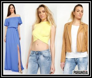 Collection Paranoia καλοκαίρι 2017!