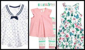 Καλοκαιρινά παιδικά ρούχα H&M 2017 για κορίτσια!