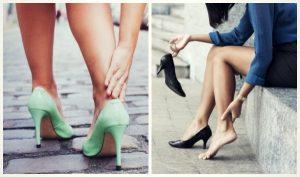 7 Τρόποι για να είναι πιο άνετα τα ψηλοτάκουνα παπούτσια σου!