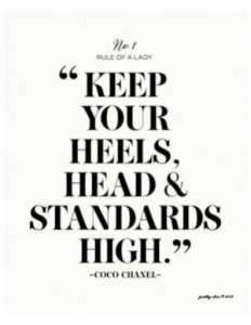 quotes of coco chanel