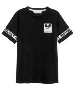 t-shirt h&m agori 10+