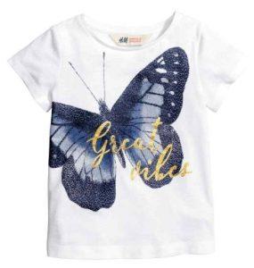 t-shirt paidiko h&m 2-10
