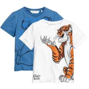 t-shirts h&m agori 2-10