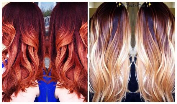 40 Εντυπωσιακά χρώματα μαλλιών με balayage!