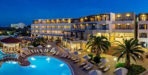 D'Andrea Mare Beach Hotel, Ialisos rodos